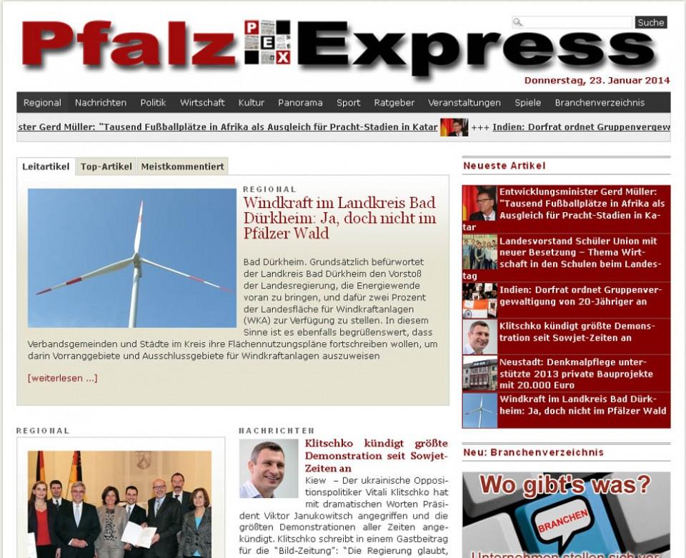 Pfalz-Express - Kandel