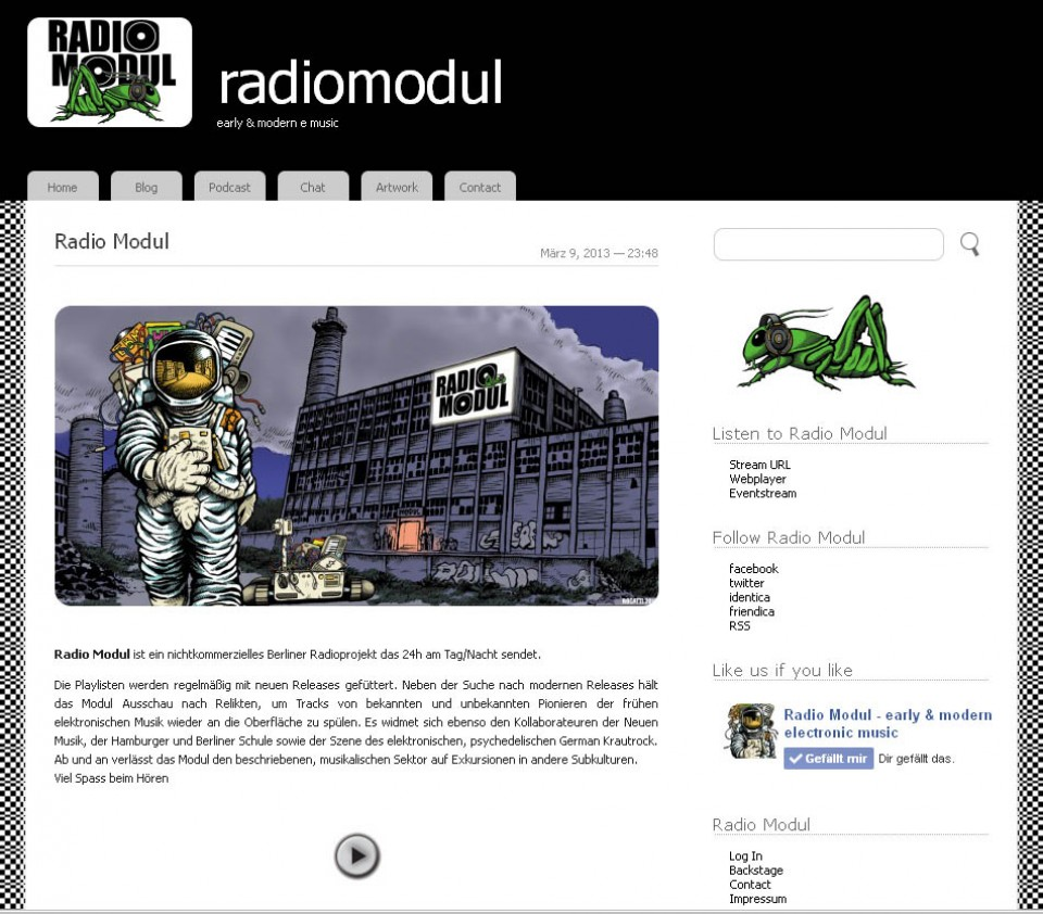 Radio Modul - Berlin